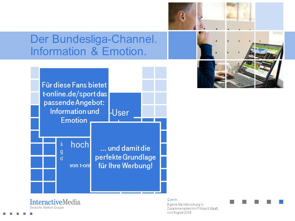 Der Bundesliga-Channel. Information & Emotion.