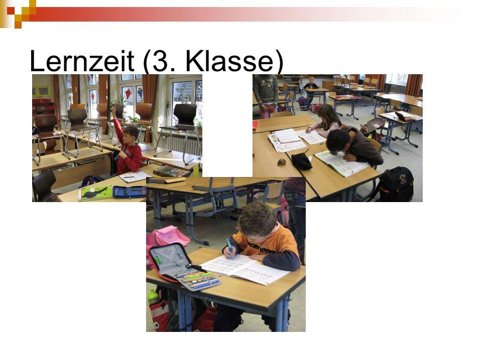 Lernzeit (3. Klasse)