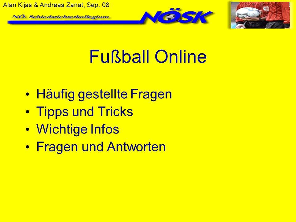 Fußball Online Häufig gestellte Fragen Tipps und Tricks Wichtige Infos