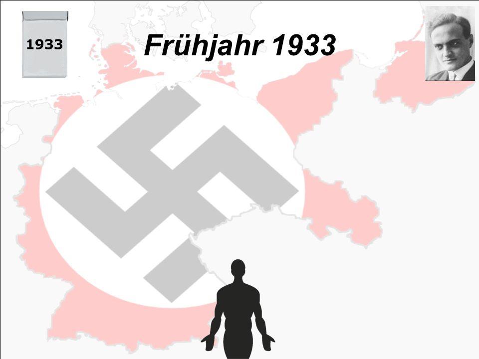 Frühjahr 1933