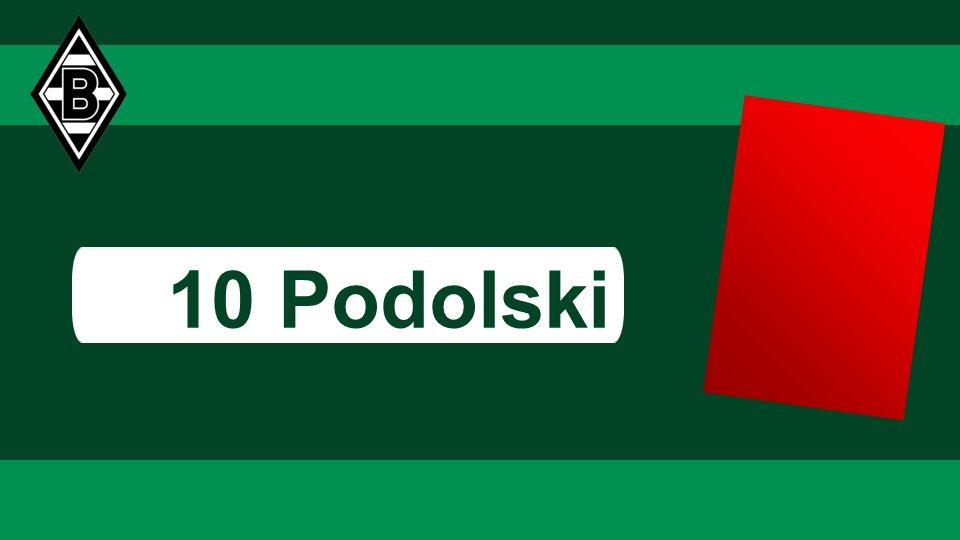 6666 6666 10 Podolski 66
