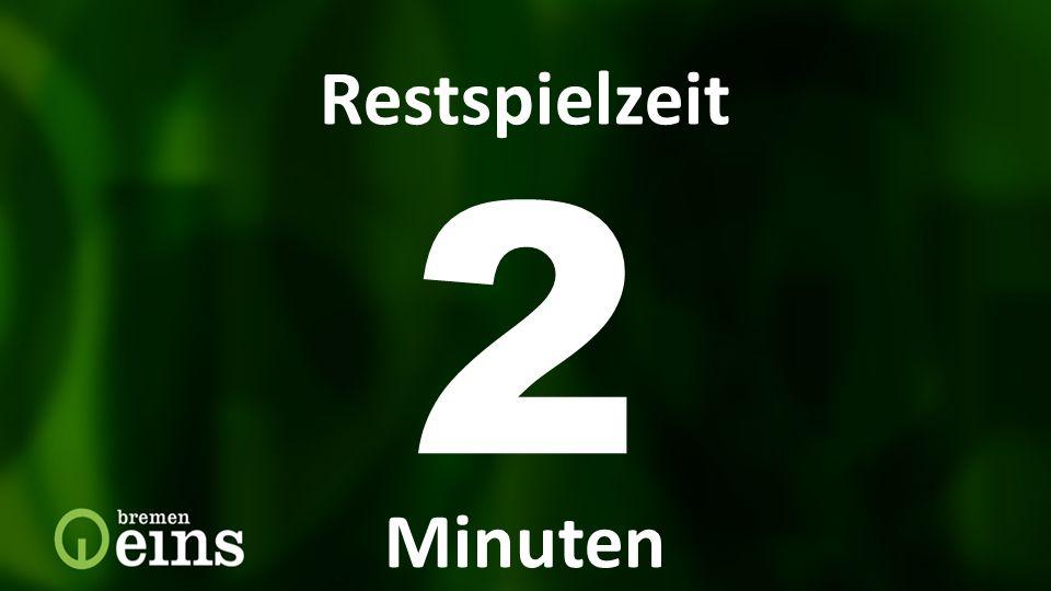 2 Restspielzeit Restspielzeit Minuten Restspielzeit 10 Min 7272 7272