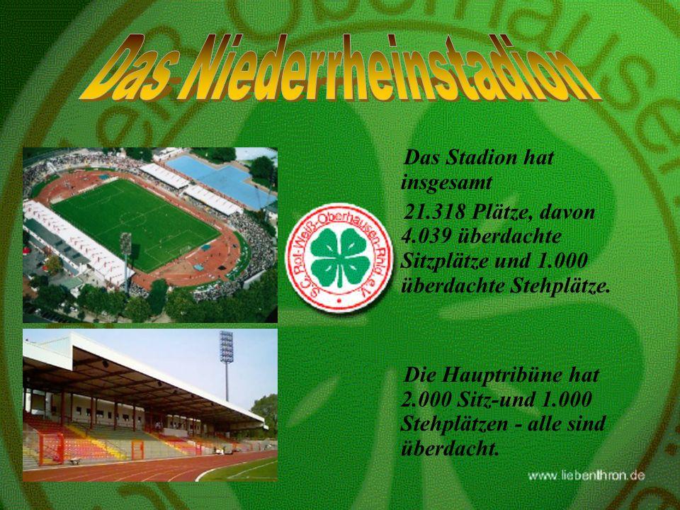 Das Niederrheinstadion
