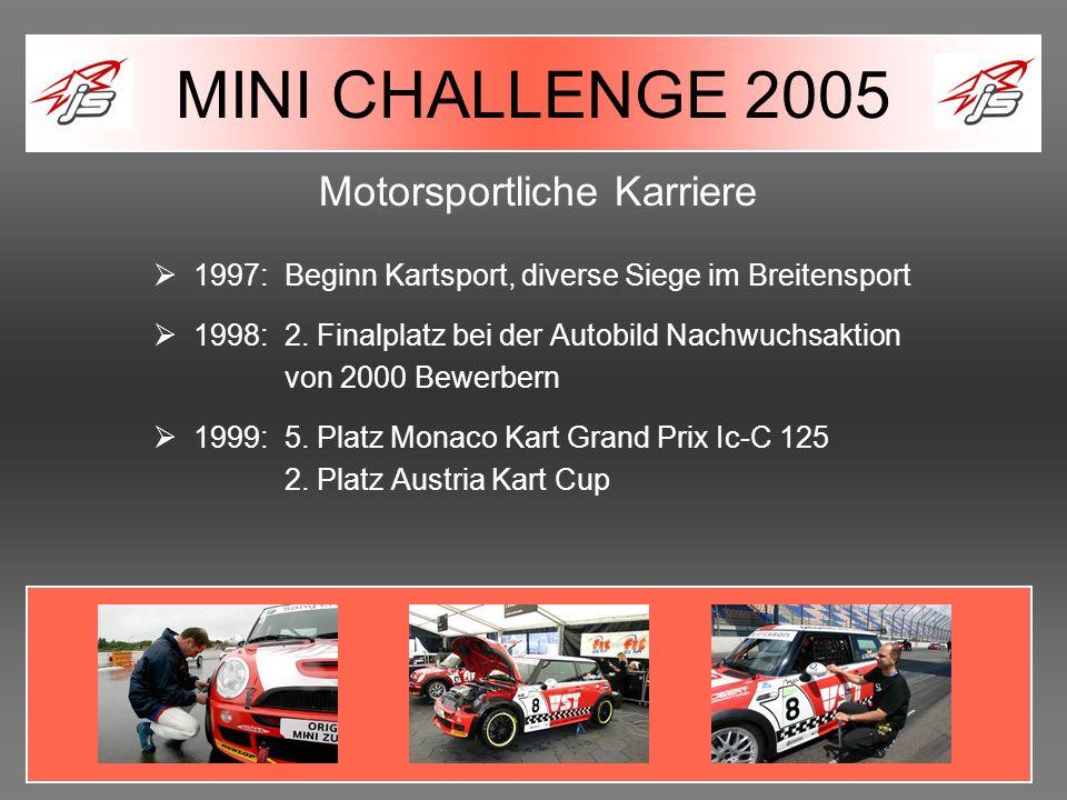 Motorsportliche Karriere