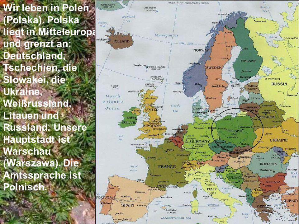 Wir leben in Polen (Polska)