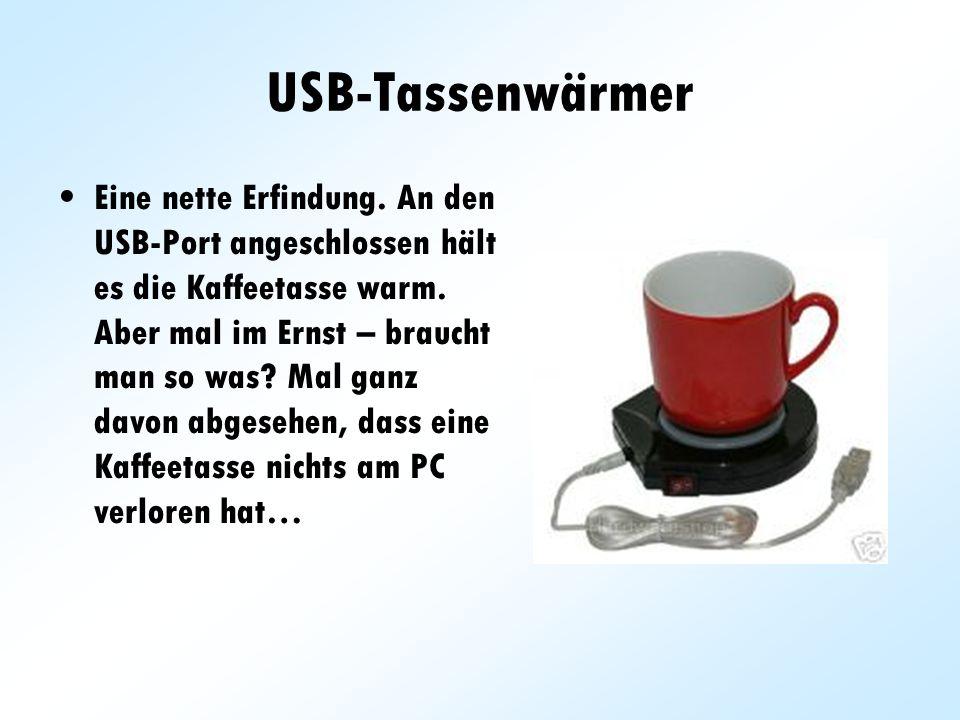 USB-Tassenwärmer