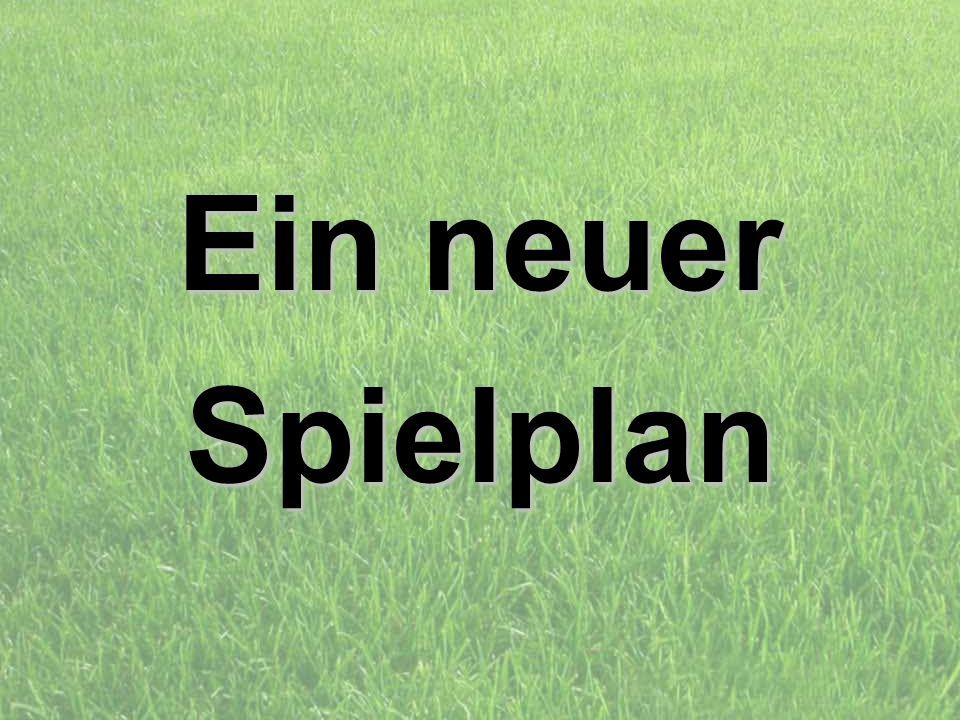 Ein neuer Spielplan PROJECT CONSULT Unternehmensberatung d.forum