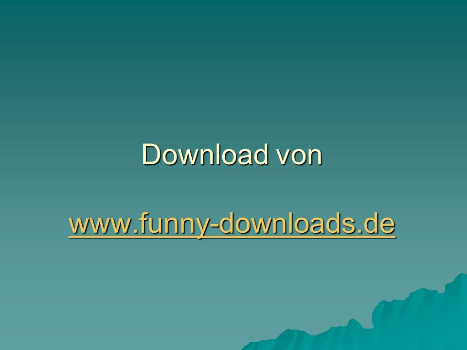 Download von