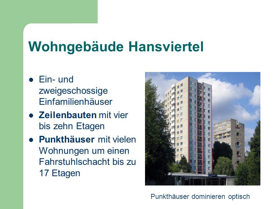 Wohngebäude Hansviertel
