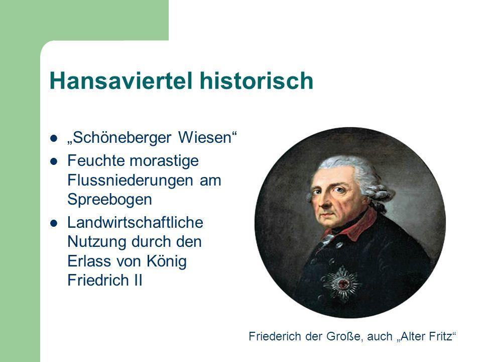 Hansaviertel historisch