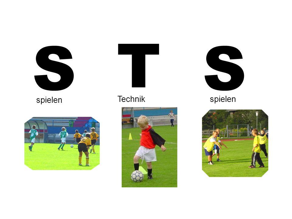 T S S spielen Technik spielen