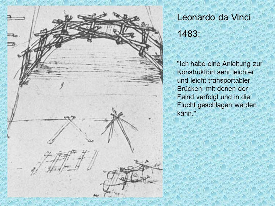 Leonardo da Vinci 1483: