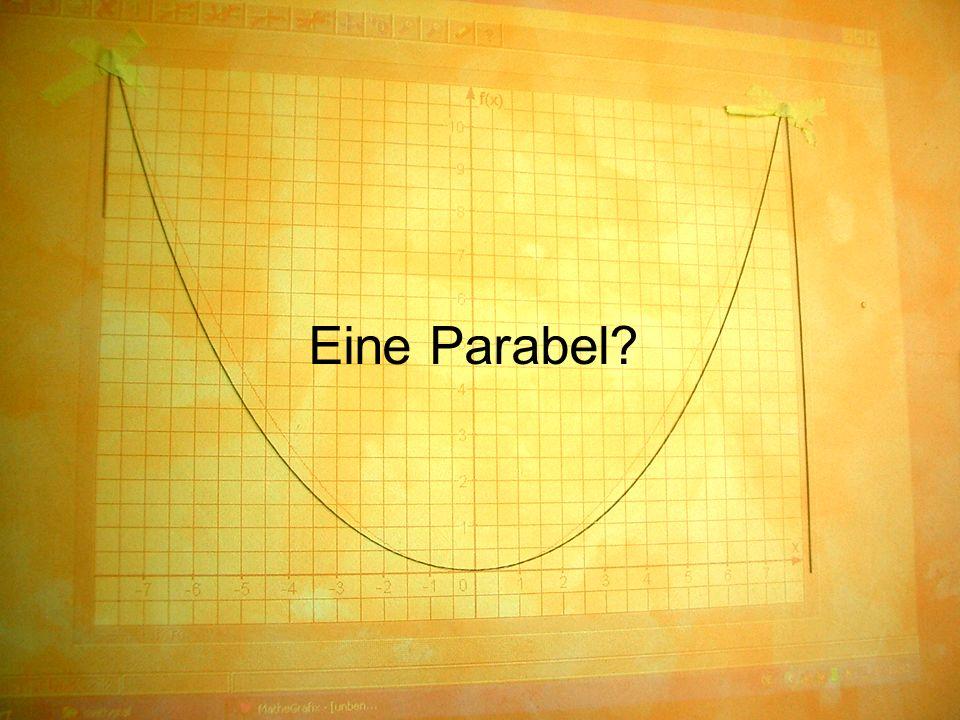 Eine Parabel