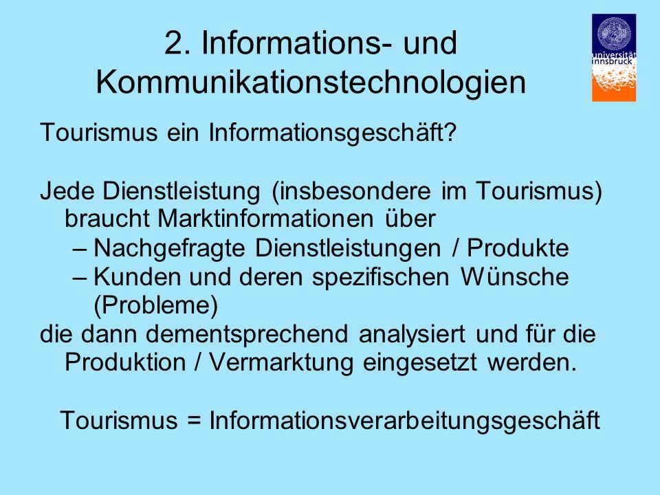 2. Informations- und Kommunikationstechnologien