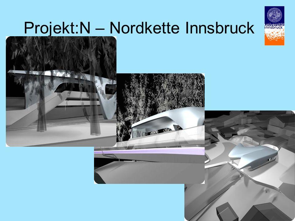 Projekt:N – Nordkette Innsbruck