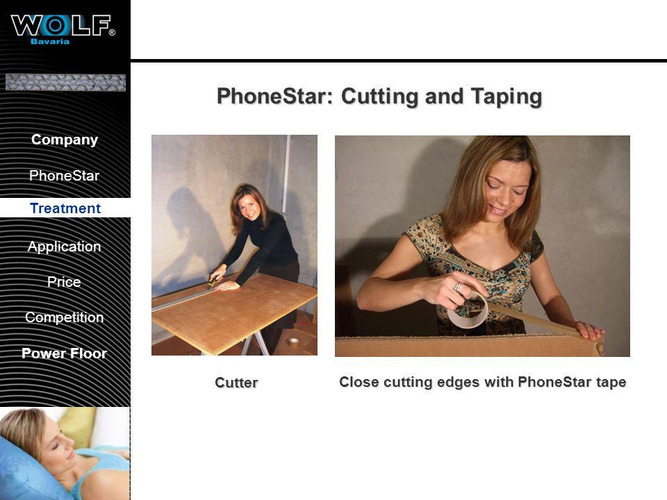 Application areas PhoneStar®