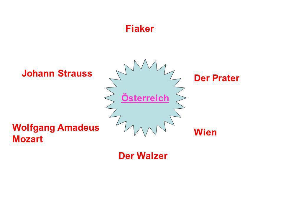Fiaker Österreich Johann Strauss Der Prater Wolfgang Amadeus Mozart Wien Der Walzer