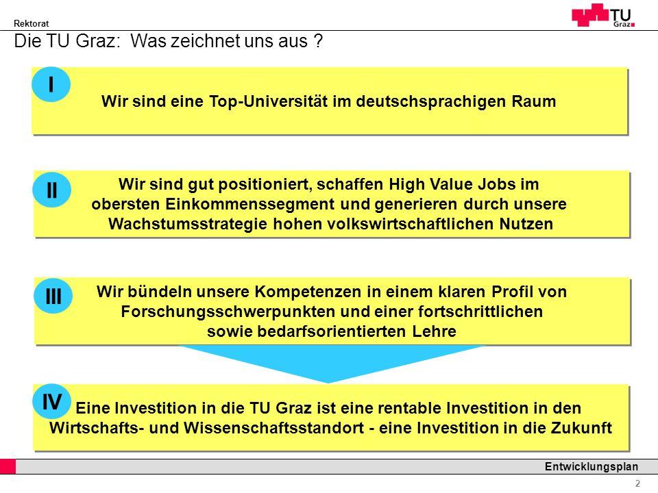 Wir sind eine Top-Universität im deutschsprachigen Raum