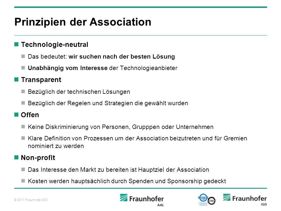 Prinzipien der Association