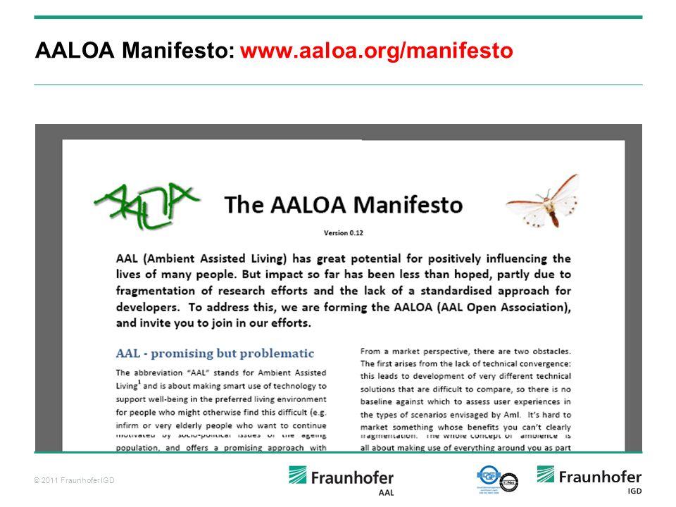 AALOA Manifesto: www.aaloa.org/manifesto