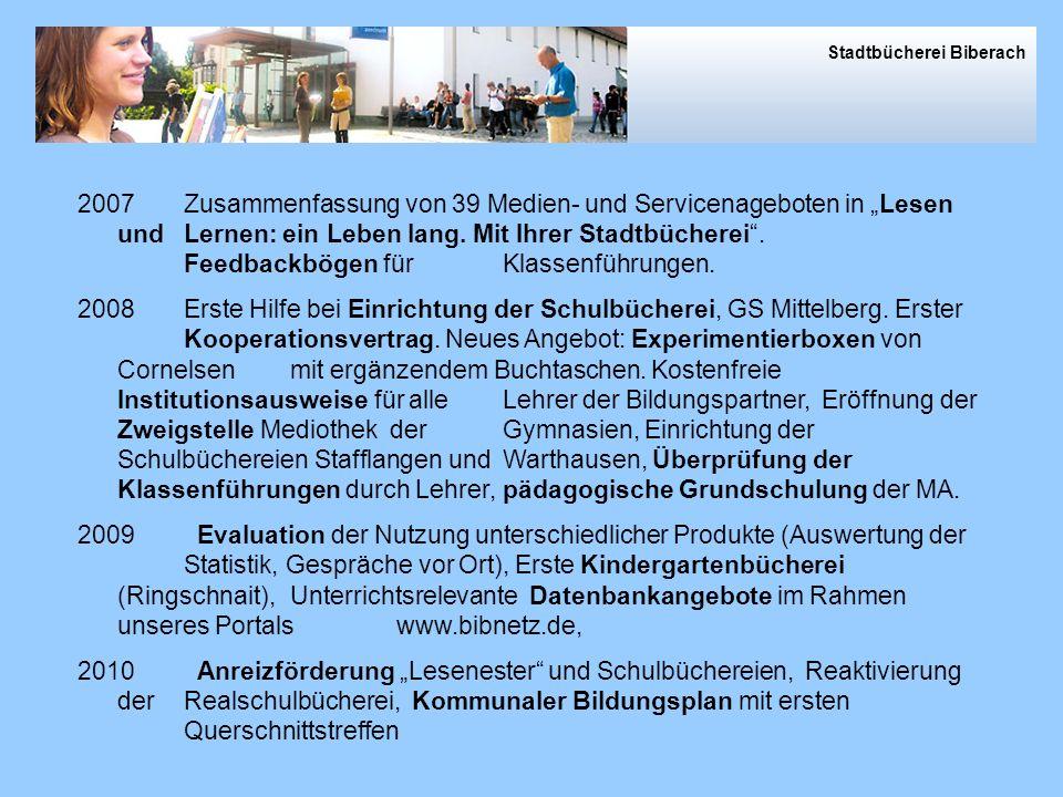 Stadtbücherei Biberach