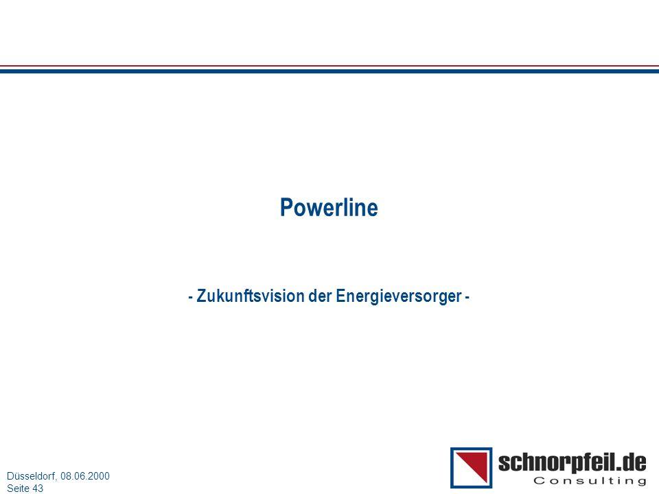 - Zukunftsvision der Energieversorger -
