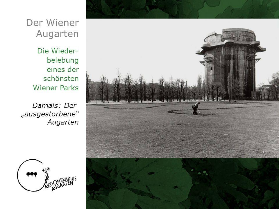 Der Wiener Augarten Die Wieder- belebung eines der schönsten