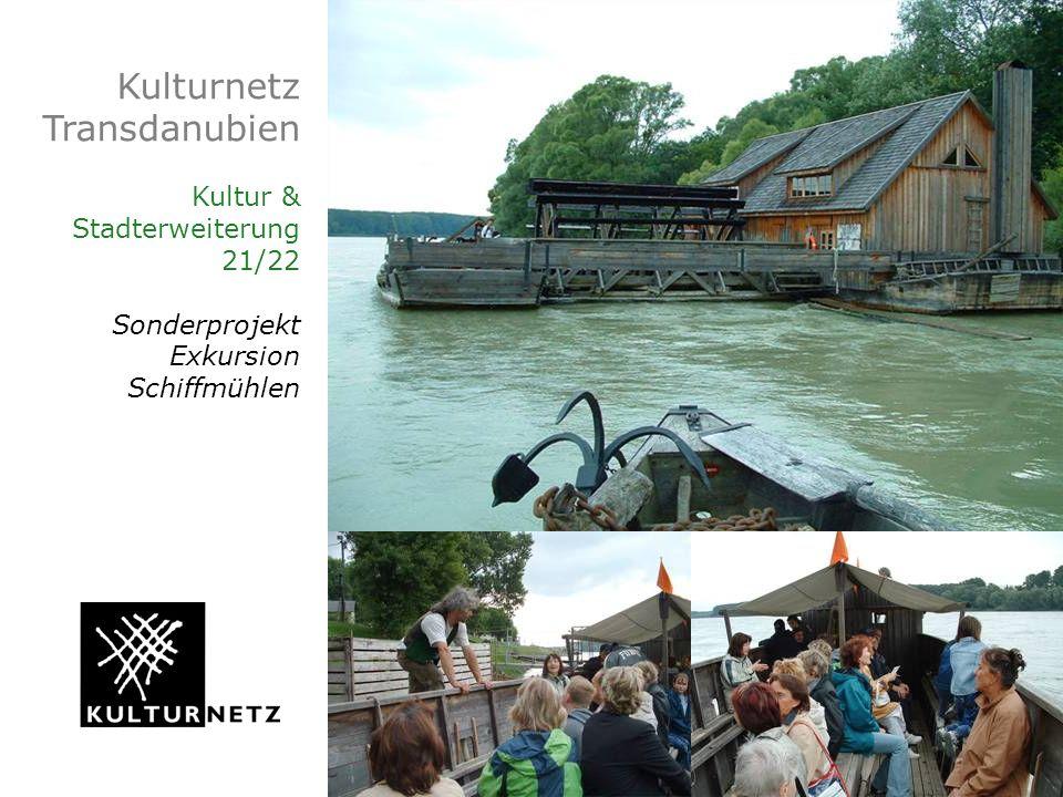 Kulturnetz Transdanubien Kultur & Stadterweiterung 21/22 Sonderprojekt