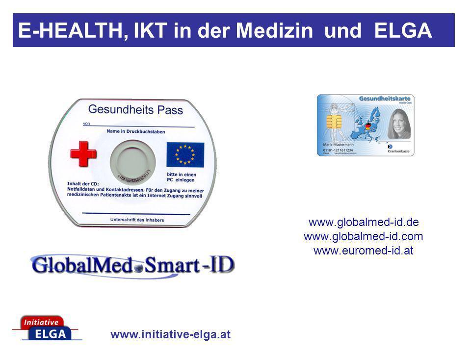 www.globalmed-id.de www.globalmed-id.com www.euromed-id.at