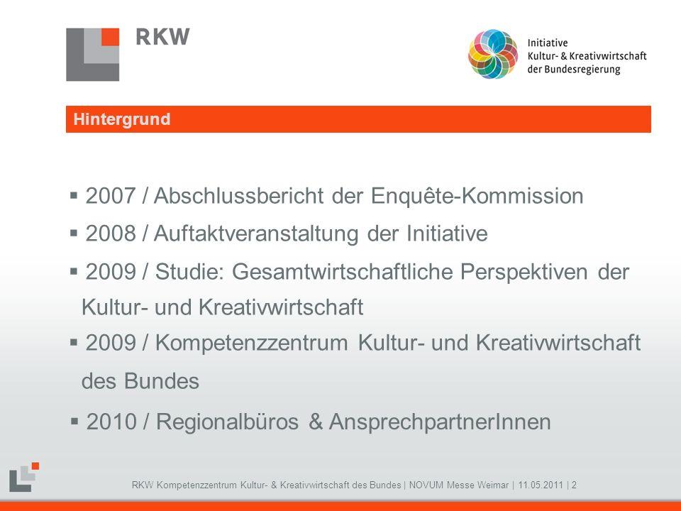 2007 / Abschlussbericht der Enquête-Kommission