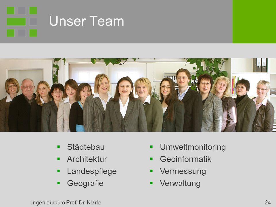 Unser Team Städtebau Architektur Landespflege Geografie