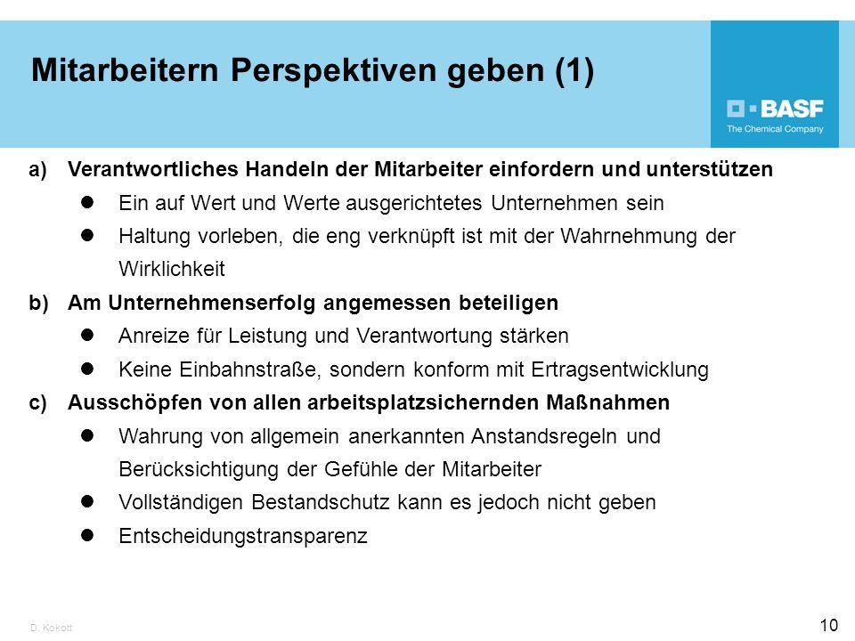 Mitarbeitern Perspektiven geben (1)