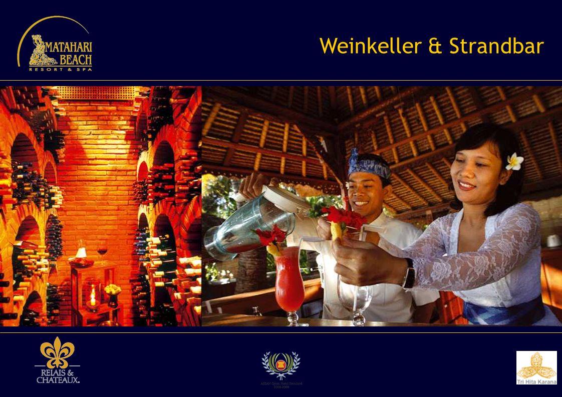 Weinkeller & Strandbar