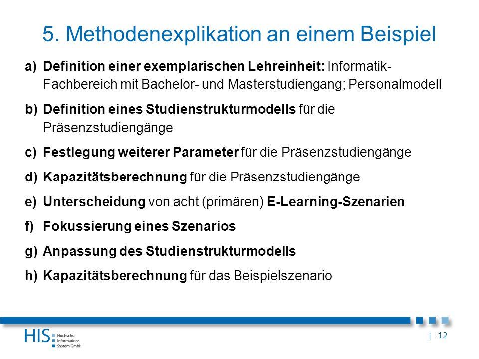 5. Methodenexplikation an einem Beispiel