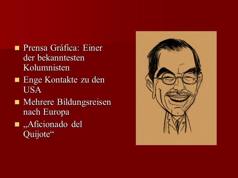 Prensa Gráfica: Einer der bekanntesten Kolumnisten
