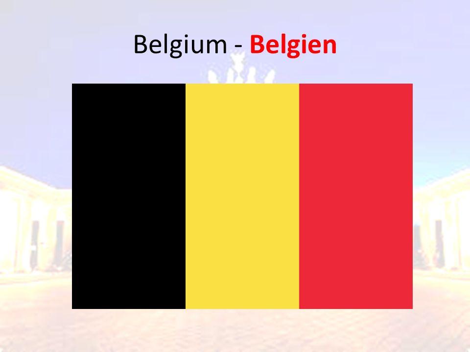 Belgium - Belgien