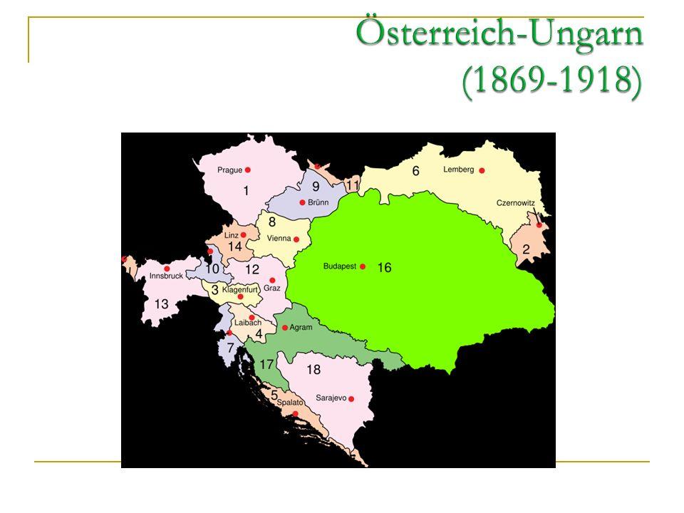 Österreich-Ungarn (1869-1918)