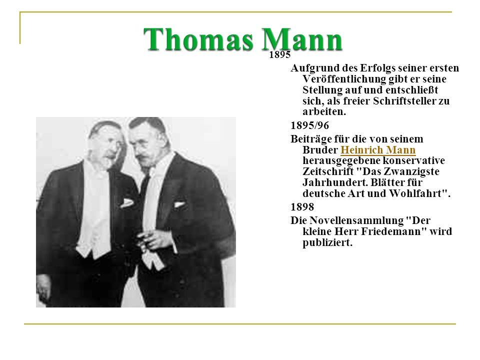 Thomas Mann 1895.