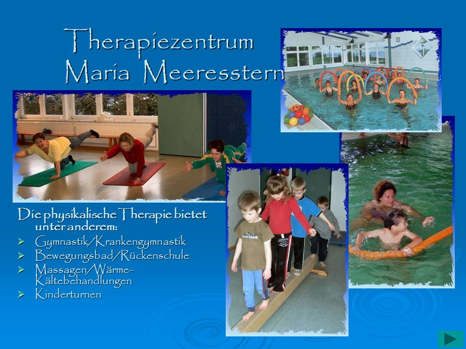 Therapiezentrum Maria Meeresstern