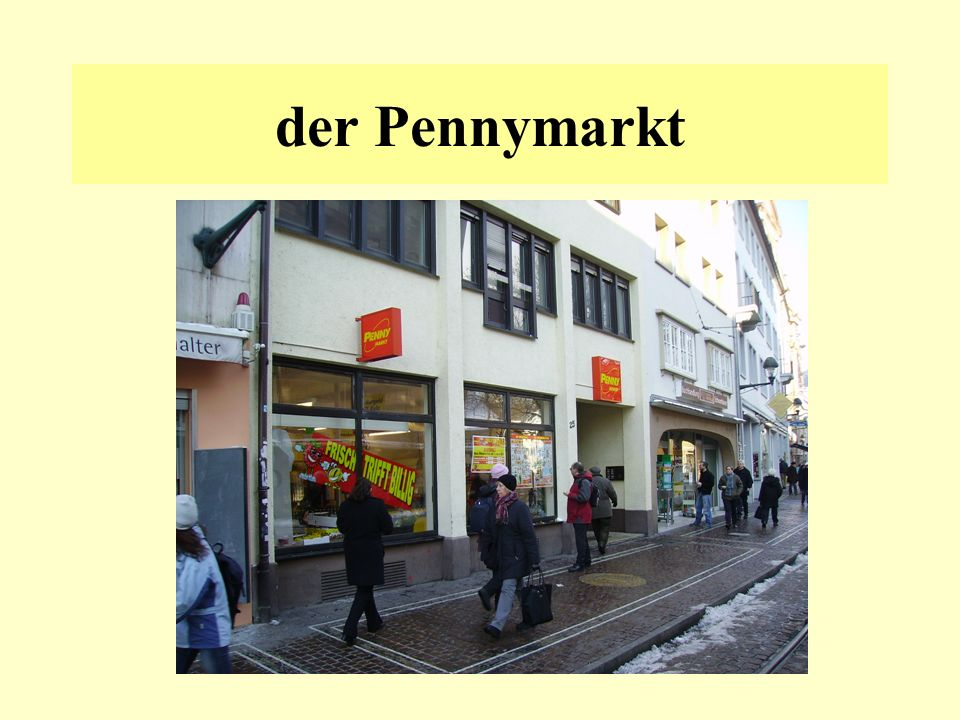 der Pennymarkt
