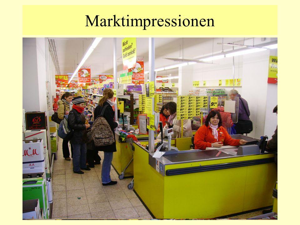 Marktimpressionen