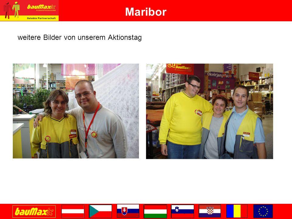 Maribor weitere Bilder von unserem Aktionstag