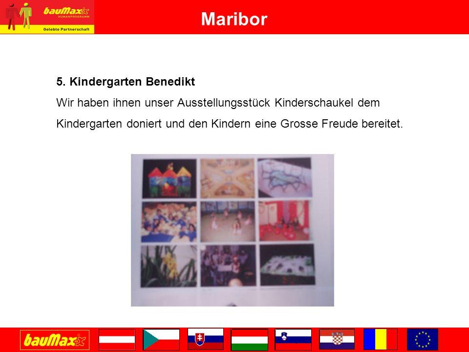 Maribor 5. Kindergarten Benedikt