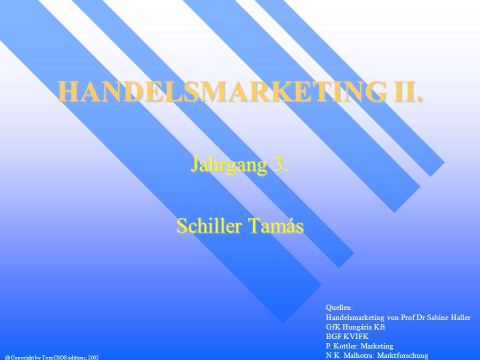Jahrgang 3. Schiller Tamás