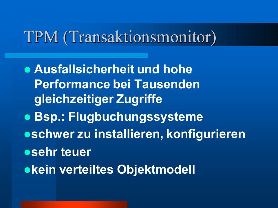 TPM (Transaktionsmonitor)