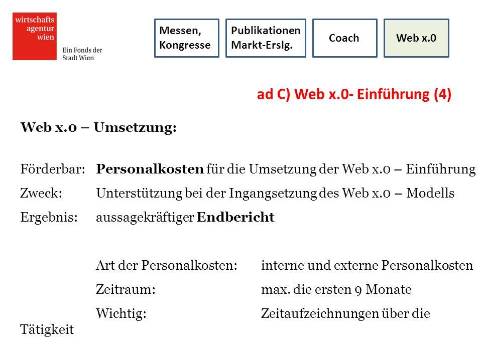ad C) Web x.0- Einführung (4)