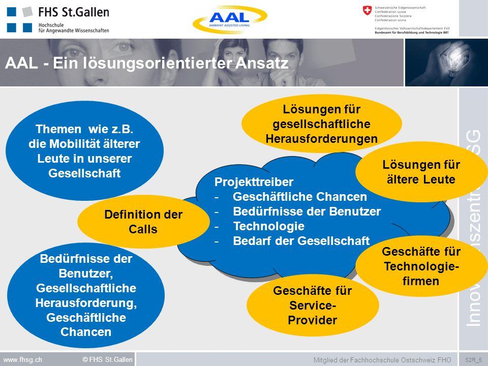 AAL - Ein lösungsorientierter Ansatz