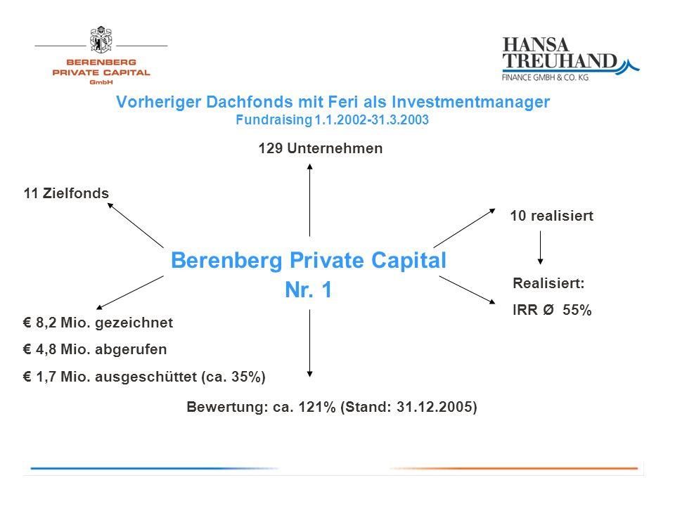 Berenberg Private Capital Nr. 1