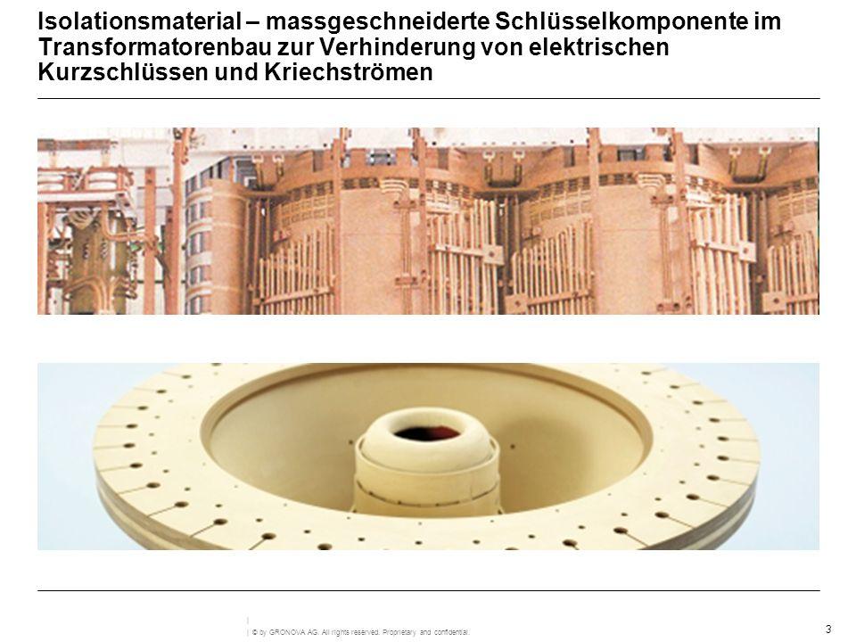 Isolationsmaterial – massgeschneiderte Schlüsselkomponente im Transformatorenbau zur Verhinderung von elektrischen Kurzschlüssen und Kriechströmen