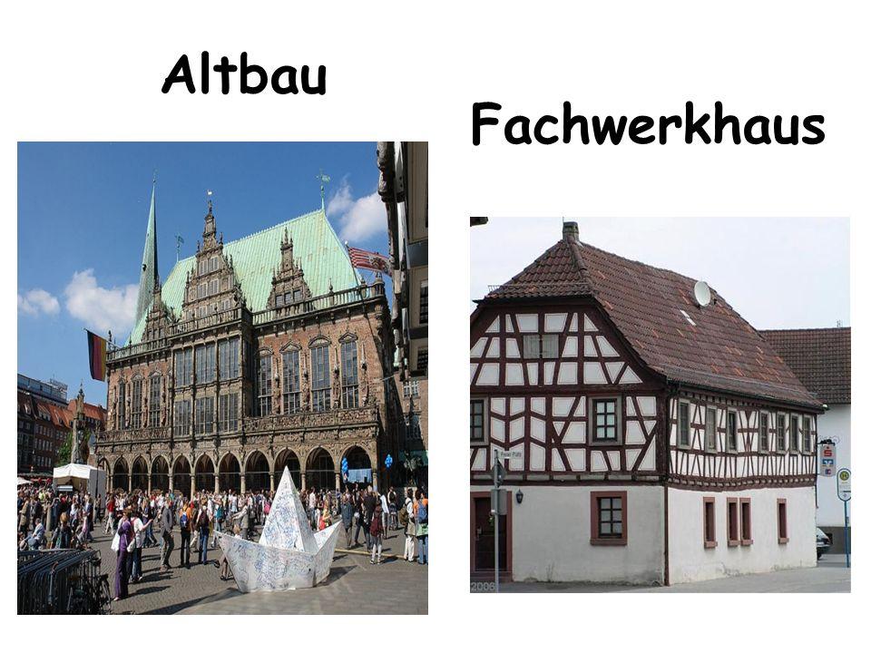 Altbau Fachwerkhaus